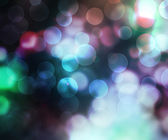 Dark Bokeh Backdrop — Stock Photo