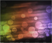 Abstract Bokeh Background — Стоковое фото
