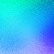 Blue Geometric Abstraction Background — Stock Photo