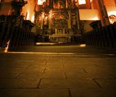 Church Background — Stock Photo