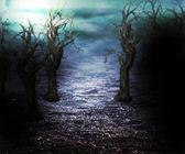 Dark Fantasy Background — Stock Photo