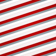 Stock Photo: Red CleStripes Backdrop