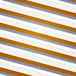 Stock Photo: Orange CleStripes Backdrop