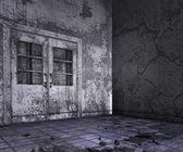Abandoned Interior Background — Stock Photo