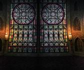 Gothic Background — Stock Photo