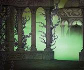 Темный древних готовые фоном — Стоковое фото