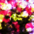 Stock Photo: Bokeh Backdrop