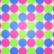Hipster Dots Backdrop — Stock Photo