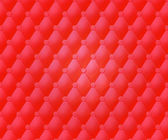 Red Upholstery Texture — Stock Photo