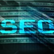 seo word — Stock Photo