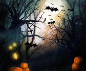 Scary Halloween — Stock Photo