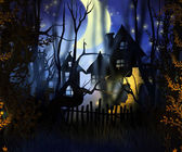 Premade Halloween — Stock Photo