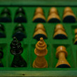 Stock Photo: Chess Checkers