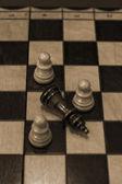 Schack seger — Stockfoto