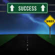Success Sign — Stock Photo #34589231
