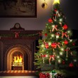 Stock Photo: Christmas Interior