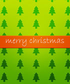 Simple Christmas Background — Stockfoto