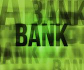 Bank — Zdjęcie stockowe