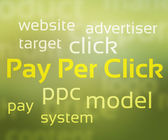 Pay Per Click — Stock Photo