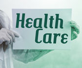 Health Care — Stock Photo