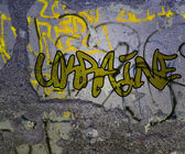 Ulraine Graffiti — Stock Photo