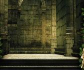 Medieval hall — Stock Photo