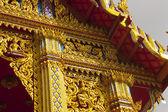 Ornaments of Buddhist Temple — Foto de Stock