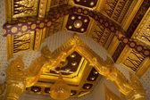 Buddhist Temple Ceiling — Foto de Stock