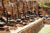 Statues de bouddha — Photo