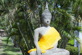 Standbeeld van boeddha — Stockfoto