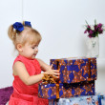 Baby girl — Stock Photo #18743491