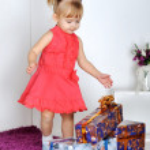 Baby girl — Stock Photo #18743511