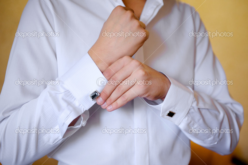 The gallery for --> How To Wear Cufflinks On A Regular Shirt