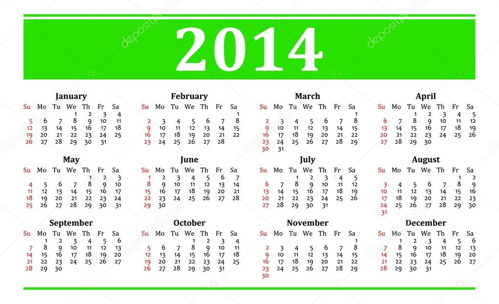 Дни независимости календарь