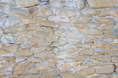 Grey stone texture, balearic style — Stock Photo