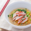 Asian noodle — Stock Photo
