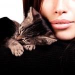 Kitten — Stock Photo #16759335