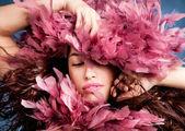 Feather dream — Stock Photo
