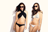 Bikini beauty — Stock Photo