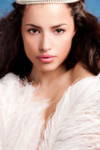 Beleza de anjo — Foto Stock