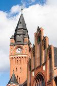 Hôtel de ville historique de la vieille ville de berlin-köpenick — Photo