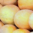 Galia melons — Stock Photo
