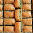 Stock Photo: Turkish baklava.