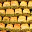 Turkish baklava - Stock Photo