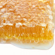 Stock Photo: Delicious honeycomb