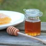 läcker honung — Stockfoto