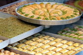 """Turkish sweet """" Baklava """" — Stock Photo"""