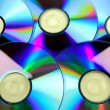 Compact disk, dvd, cd, CD rom — Photo