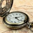 Old pocket watch — Stock Photo #14360937