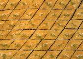 Zelfgemaakte turkse baklava — Stockfoto